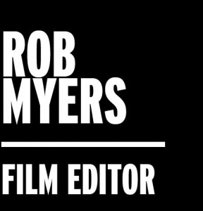 Rob Myers - logotype